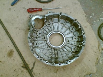 Land Rover 200tdi bell housing