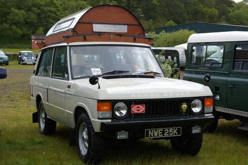 Land Rover Carawagon