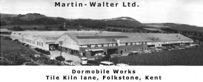 Walter Ltd martin walters dormobiles