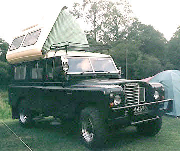 1968 Land Rover Dormobile