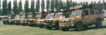 Camel Trophy Defender D110