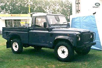 Land Rover Defender 110 High Capacity Pickup