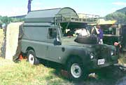 Carawagon Land Rover 109