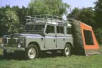 Land Rover Continental Carawagon
