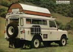 Land Rover Carawagon model 80