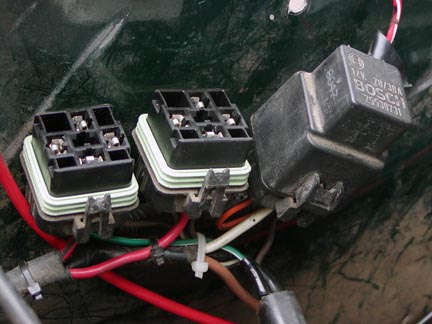 Converting A Series Land Rover To Halogen Headlamps