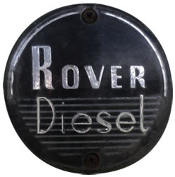 Converting a Series Land Rover to diesel