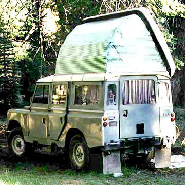 Land Rover Dormobile Elvis