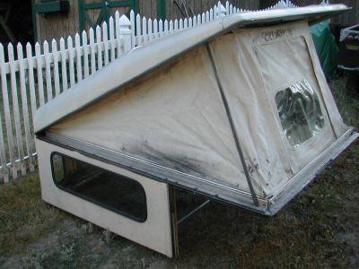 X Panda Cab Camper