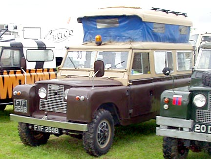 Land Rover Park Ranger