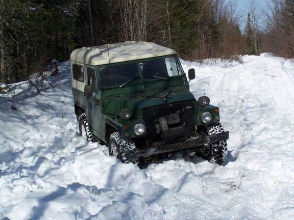 Land Rover pictures shared by owners